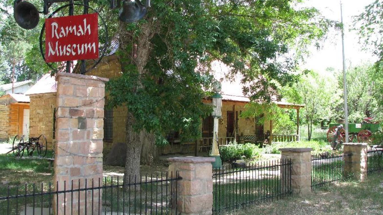 Ramah Museum and it's sculpture garden of old antiques – Dean Saitta