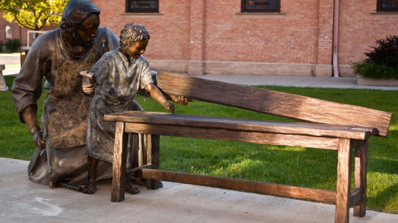 St. Joseph the Teacher in Grand Junction Colorado – Huberto Maestas