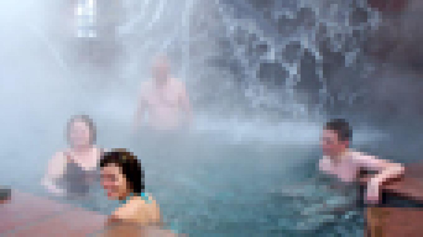 Naturally hot mineral waterfalls of fun at The Springs Resort and Spa – The Springs Resort