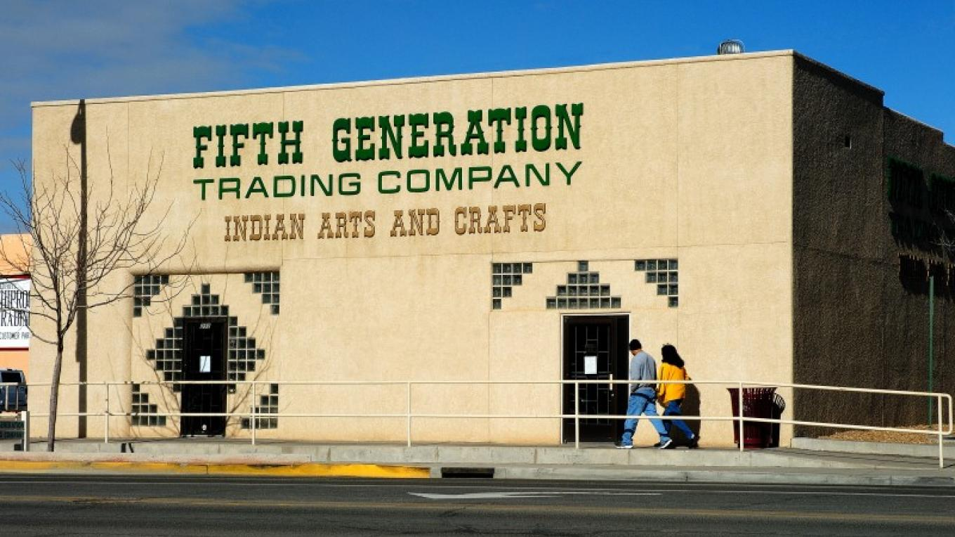 Fifth Generation Trading Company – Ned James