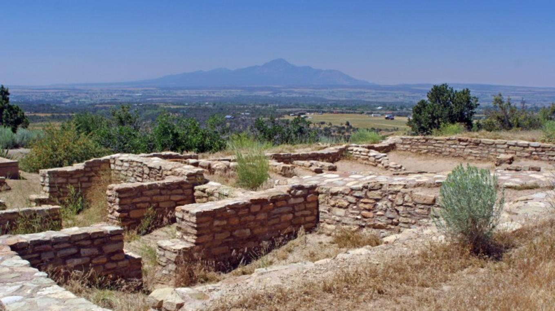 Escalante Pueblo at Anasazi Heritage Center – Lori Huff