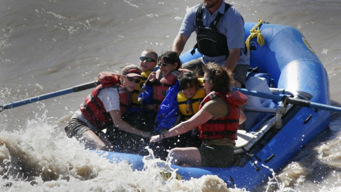 Uncompahgre River - Whitewater Rafting! – Josh Jacobs