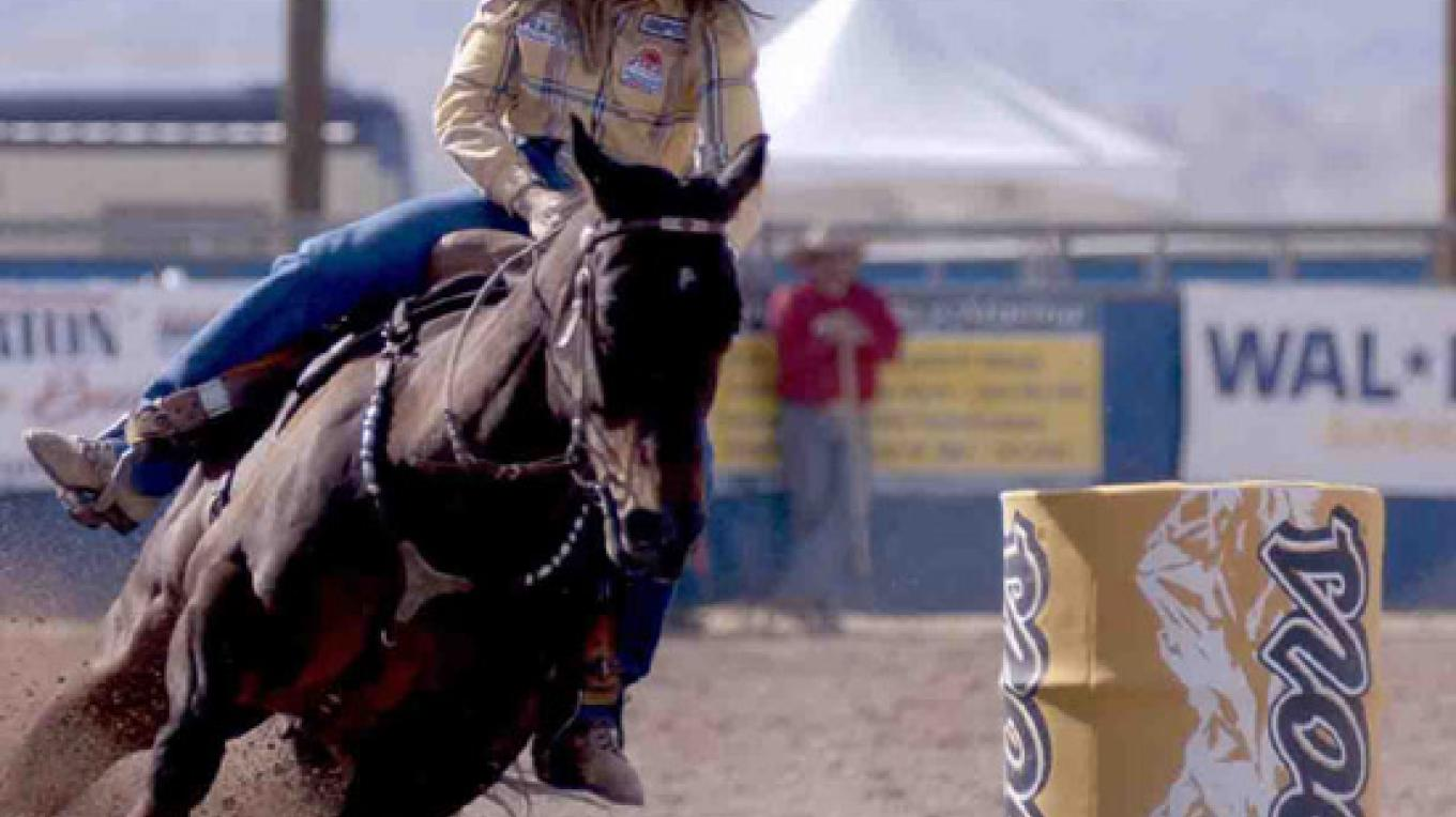 Rodeo is a heritage tradition in the Sangre de Cristo National Heritage area. – Courtesy of Alamosa Round-Up Rodeo