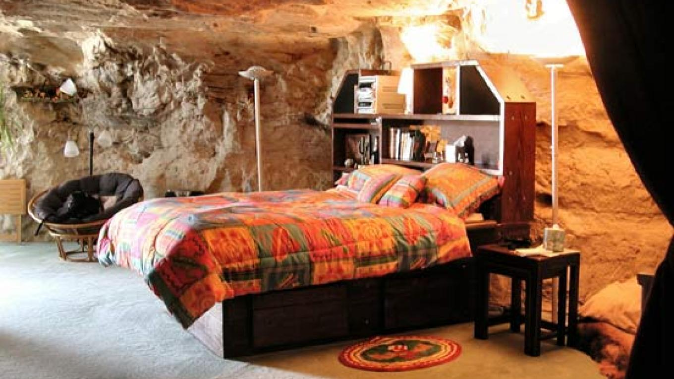 Bedroom – Kokopelli's Cave