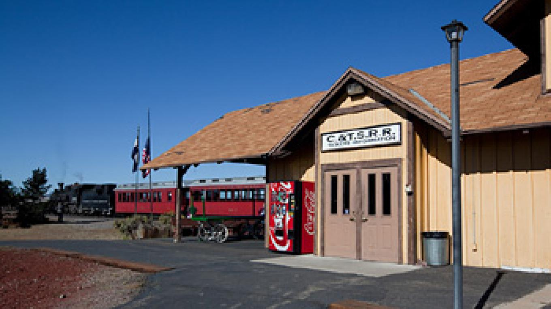 C&TSRR Depot At Antonito, Colorado – Roger Hogan