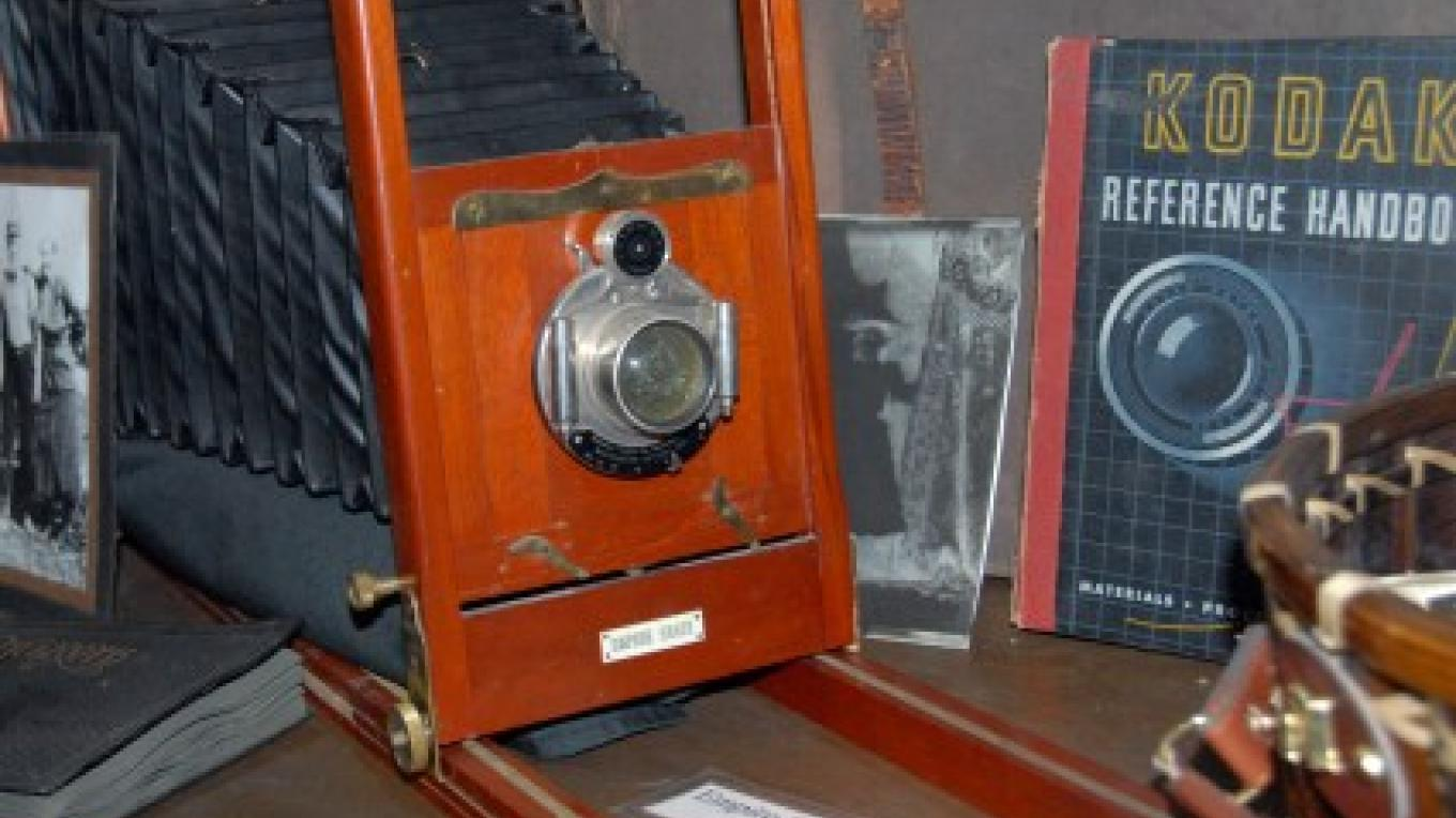 Empire State Camera, featured at San Juan Historical Museum – San Juan Historical Museum