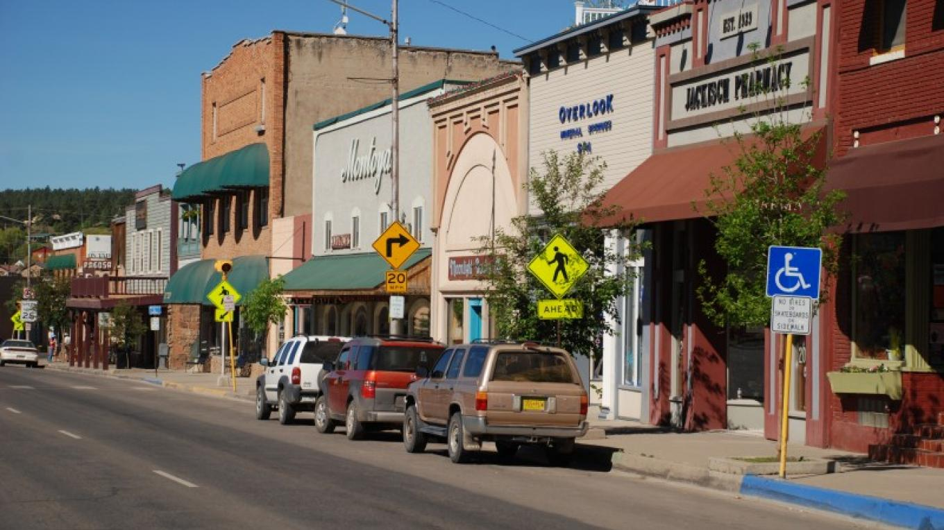 Historic Downtown Pagosa Springs – Markus Hughes