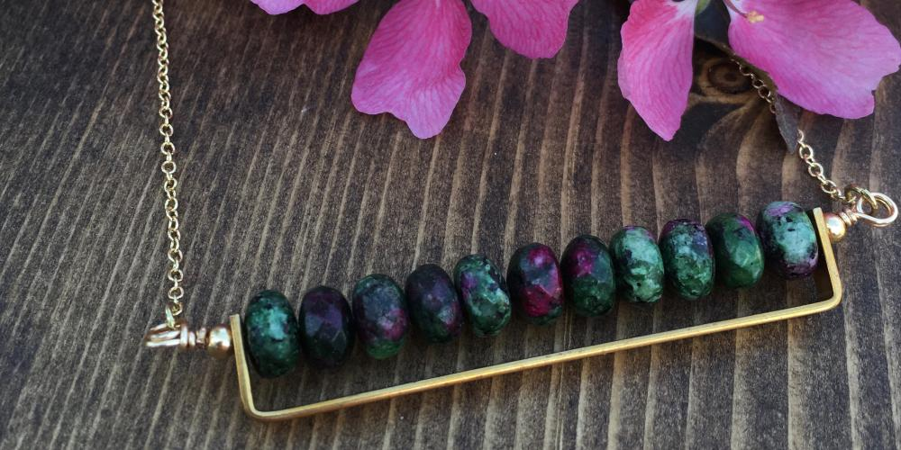 Maiden Perras - Gemstone Jewelry