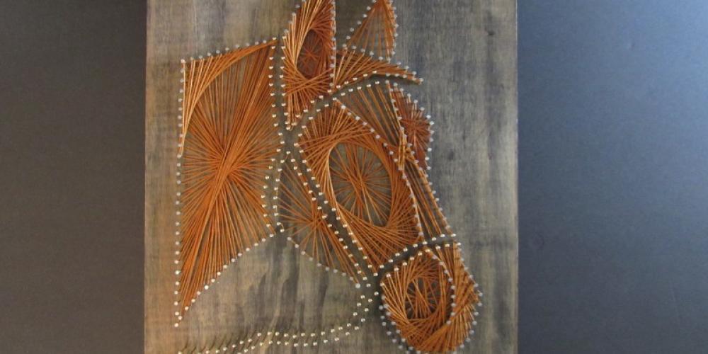 Susan Letal - String Art