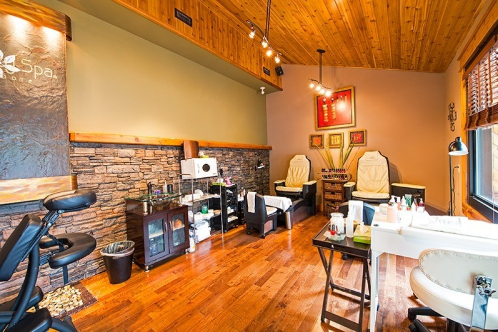 Serenity Spa is the only Spa in Waterton park.