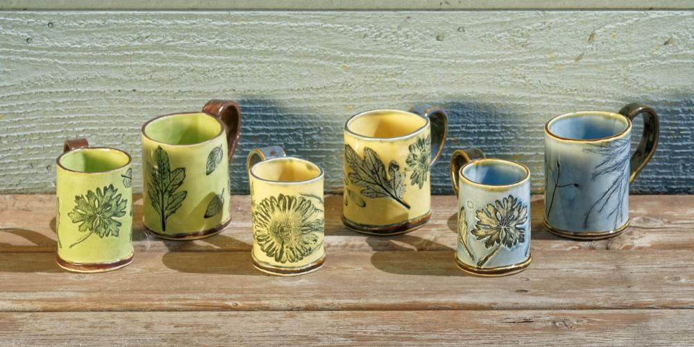 My Sunshine Dreams - Hand built pottery