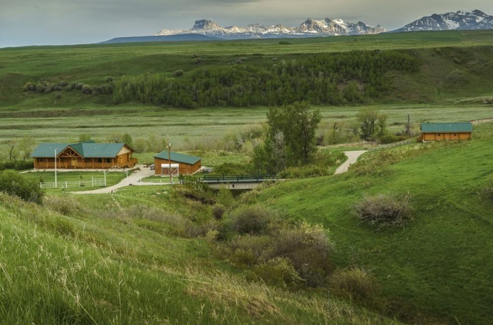 Overview of property – Terri Vidricaire