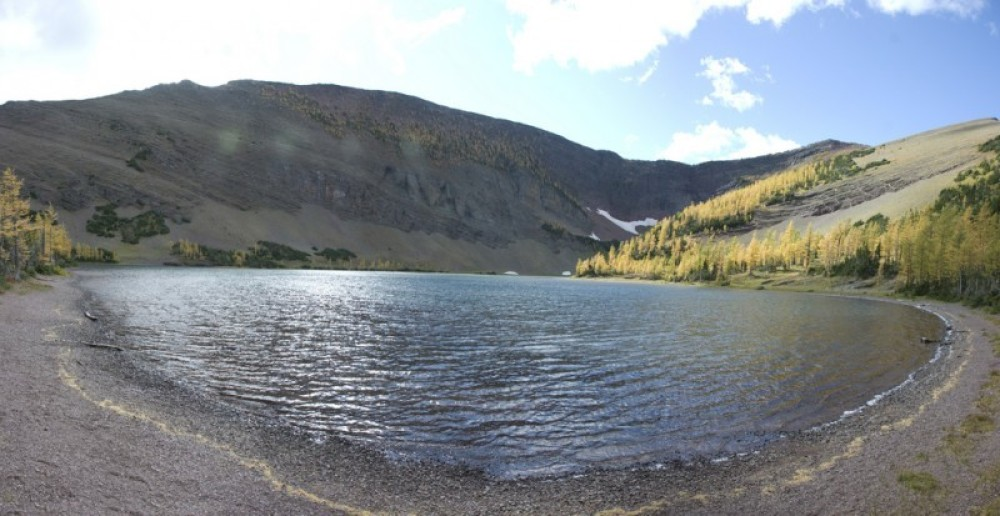 Upper Rowe Lake. – © k. wudrich / www.flickr.com/photos/wudrich