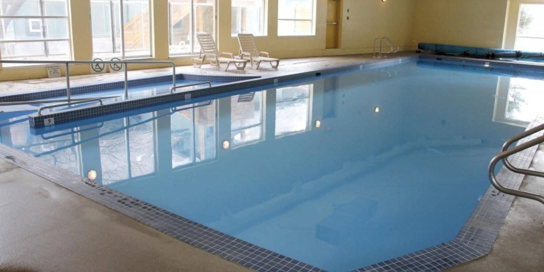 18m swimming pool