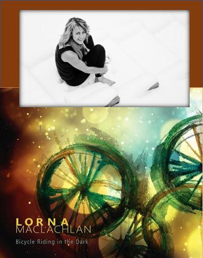 """Lorna Maclachlan Quintet """"Bicycle Riding in the Dark"""""""