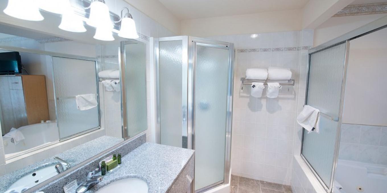 Loft Suite Bathroom