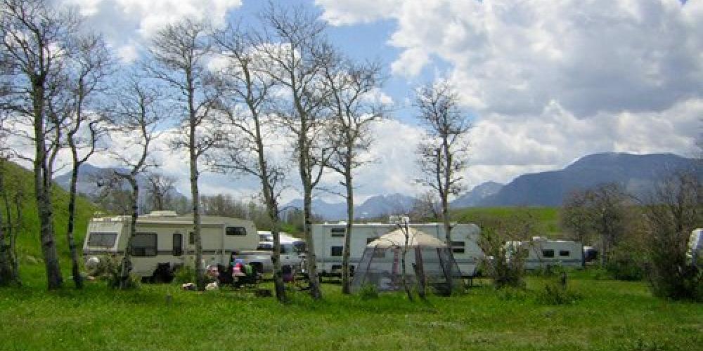 Waterton Springs Campground
