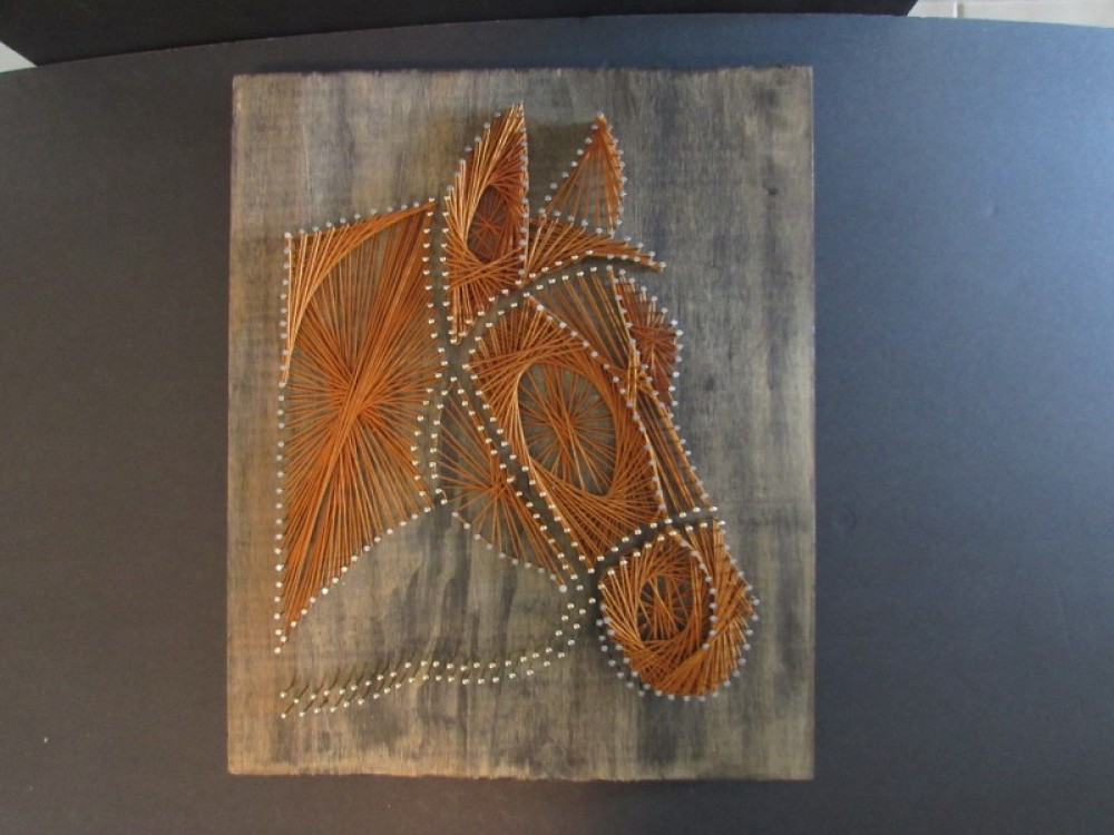 Susan Letal - String Art
