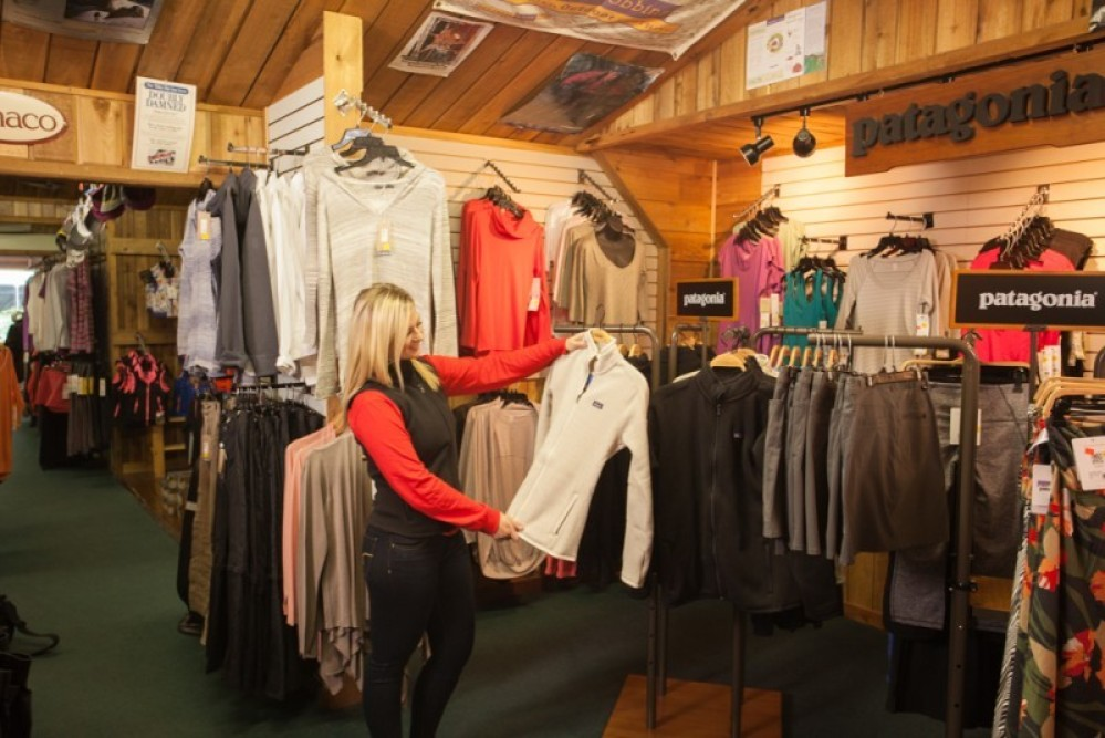 Come see our great selection of lifestyle and outdoor clothing.