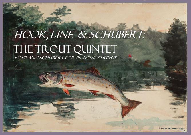 "Rocky Mountain Symphony Orchestra presents Schubert's ""Trout Quintet"""