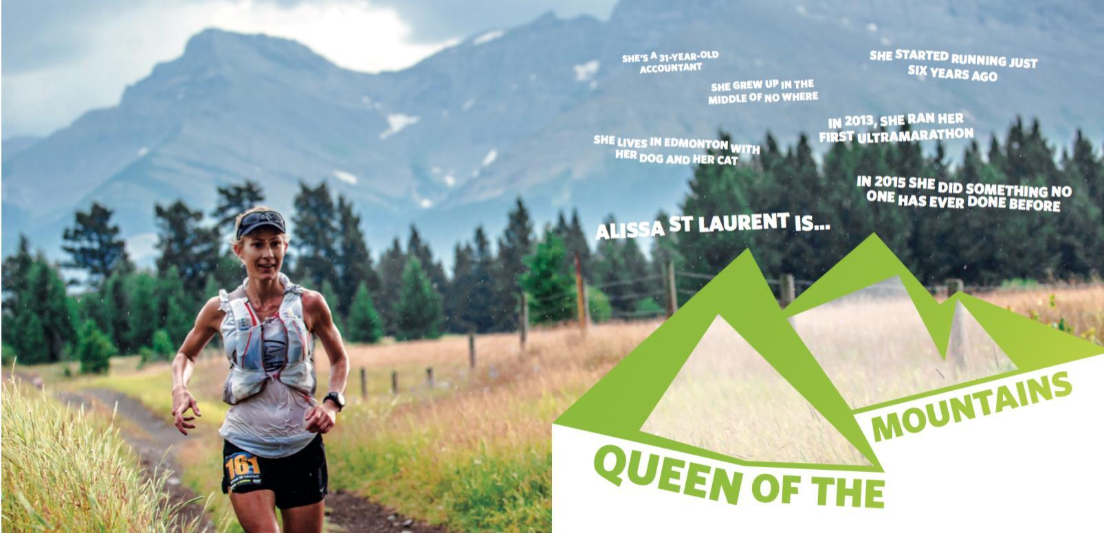 Alissa St. Laurent, Ultra Marathoner