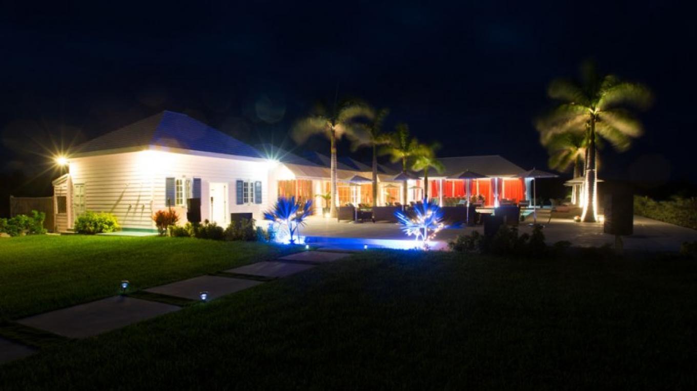 Treasure Cay Resort at night – Bahamas Ministry of Tourism
