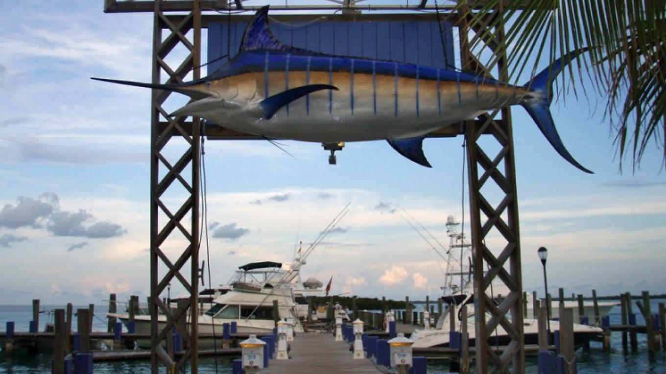 Bimini Big Game dock – Bimini Big Game Club Resort and Marina