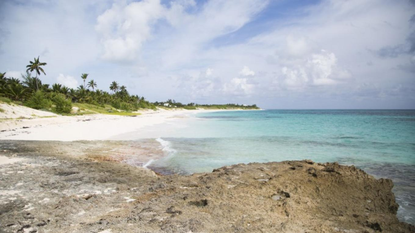 Hope Town's main beach – Bahamas Ministry of Tourism