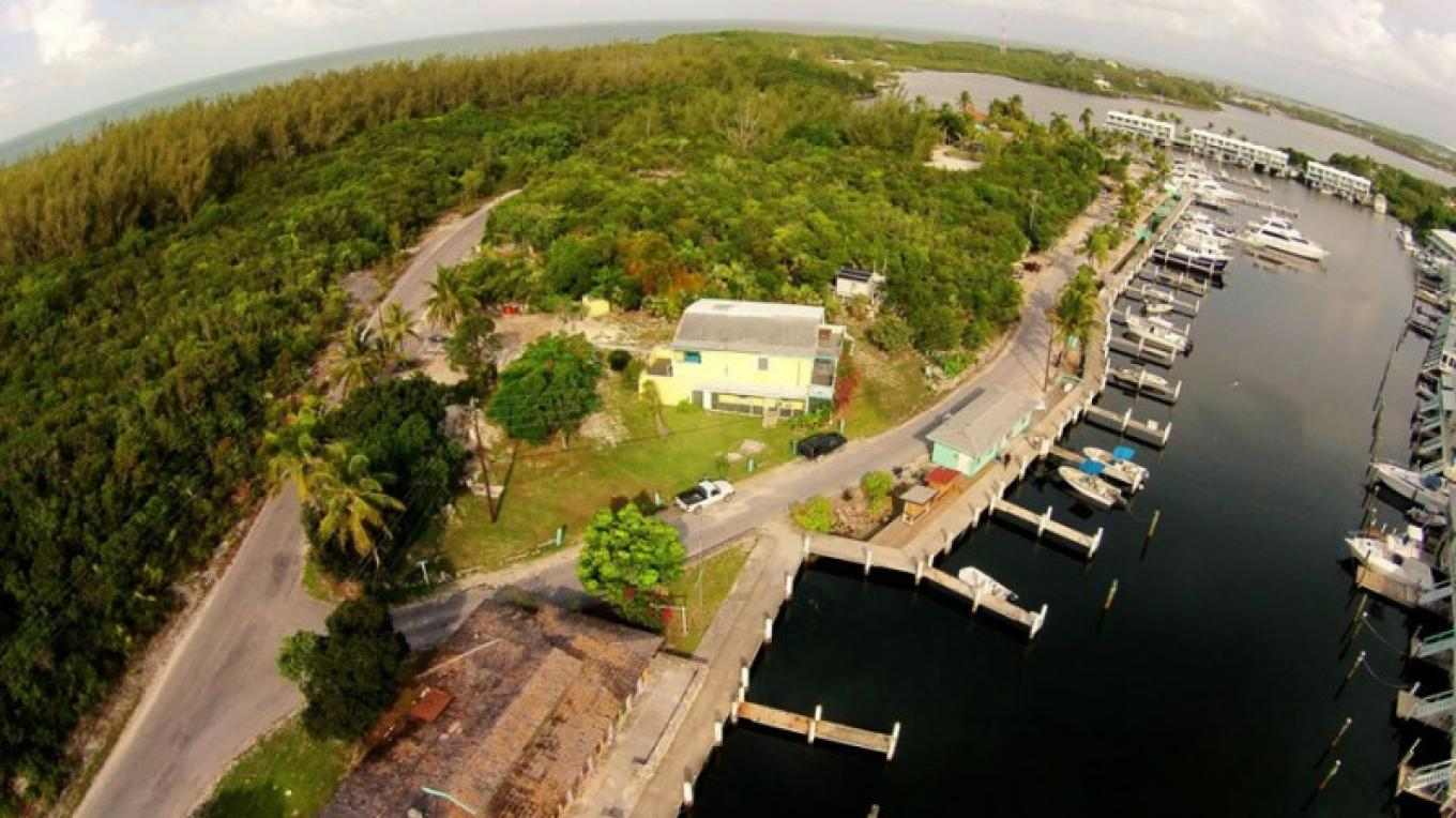 Aerial view of Harbour Inn Guest House – Harbour Inn Guest House