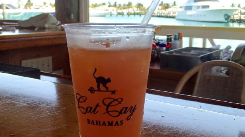 Cat Cay Bar rum punch – Cat Cay Yacht Club