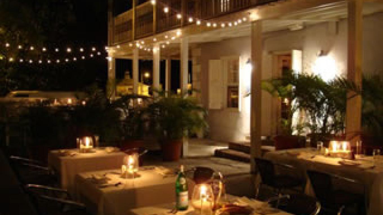 Dinner view in Terrace – Cookie Kinkead