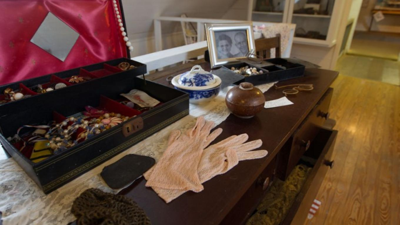 Historical artifacts on display inside the Wyannie Malone Historical Museum – Bahamas Ministry of Tourism