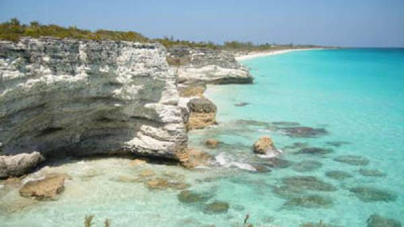 One of the Cliffs at Sugar Beach – Bahamas Ministry of Tourism