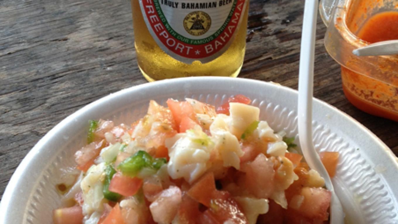 Fabe's Conch Salad – Bimini Tourism Office