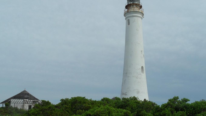 Castle Island Lighthouse – Patricia Ferguson, Yahaka Island Tours