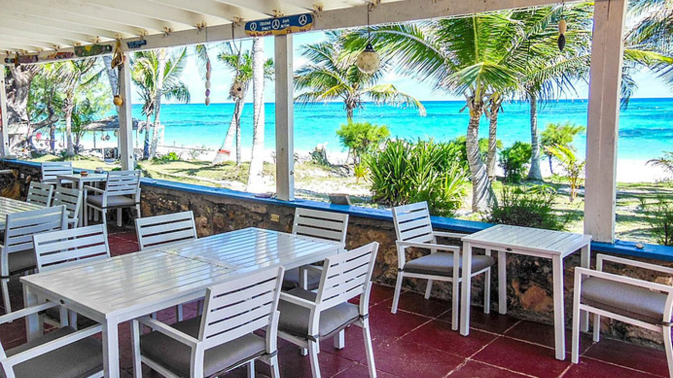 Greenwood Restaurant terrace exterior – Greenwood Beach Resort