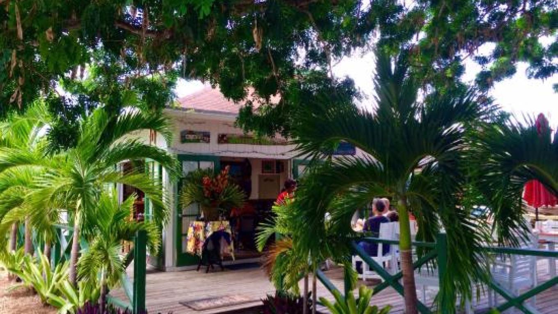 Entrance to Buccaneer Club in Central Eleuthera – tripadvisor