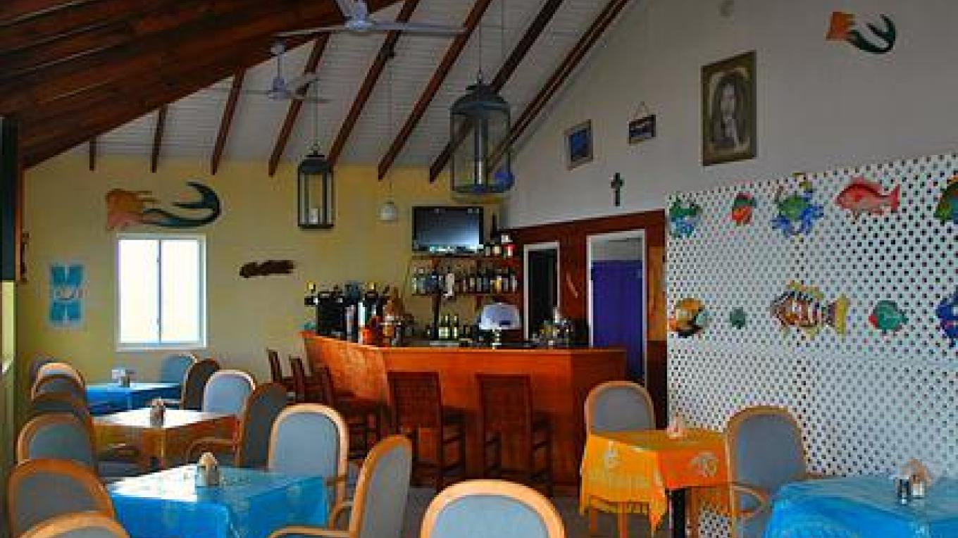 Mermaid's Restaurant Interior – Ms. Desiree Clarke, The Ocean Dream Beach Resort