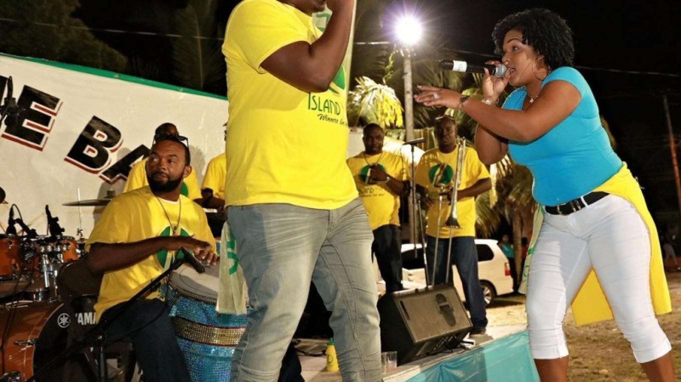 Live performance by Bahamian entertainers – Eleuthera news