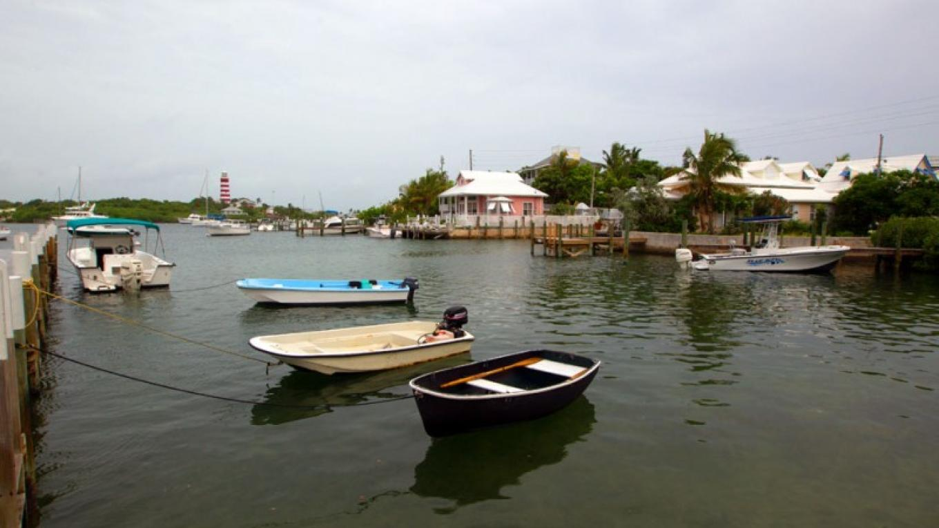 Boats at Hope Town Marina – Bahamas Ministry of Tourism
