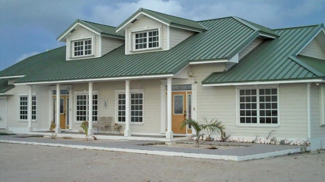 Front of Main Building at Ivel's Bed & Breakfast – Bahamas Ministry of Tourism