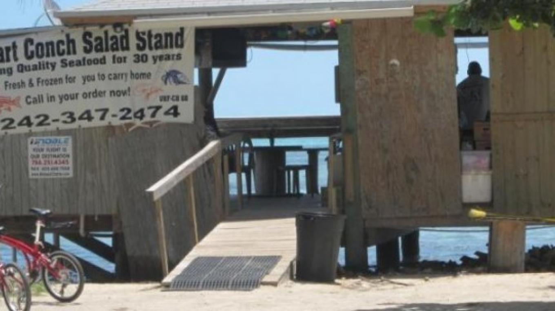 Stuarts Conch Stand – Stuarts Conch Stand