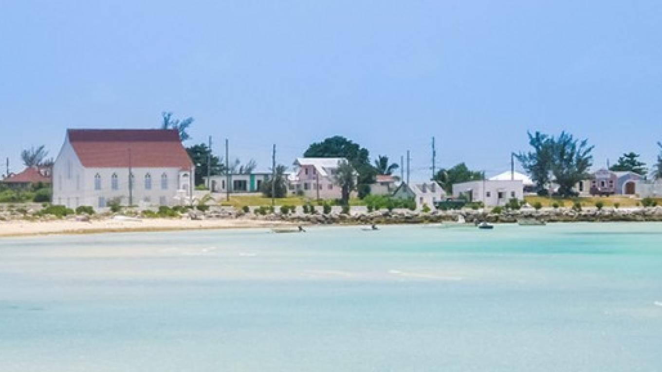 View of Cupid's Cay – majestic holiday