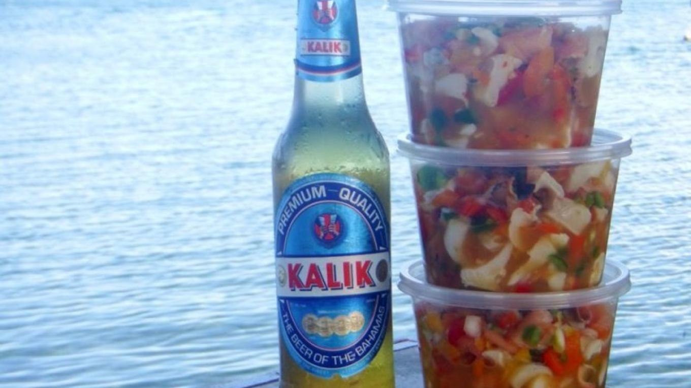 You haven't enjoyed life, until you have tasted Kenneth's mouth watering conch salad and ice cold Bahamian beer ' Kalik.' – Mr. Kenneth Cartwright