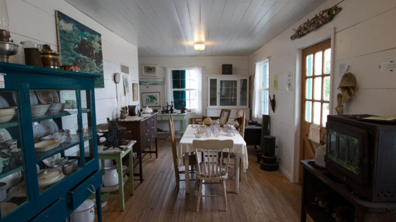 Inside the Wyannie Malone Historical Museum – Bahamas Ministry of Tourism