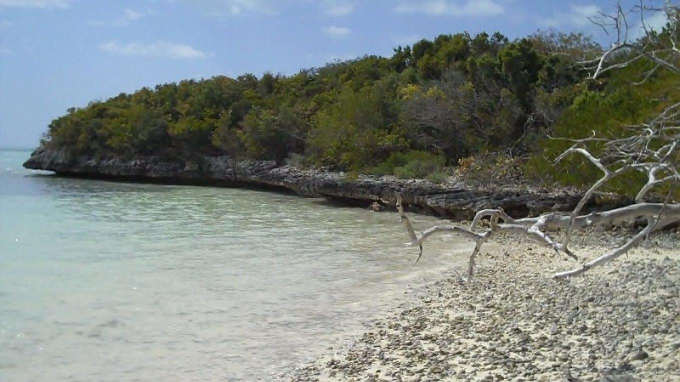 Shoreline at The Ship Yard Beach – Bahamas Ministry of Tourism