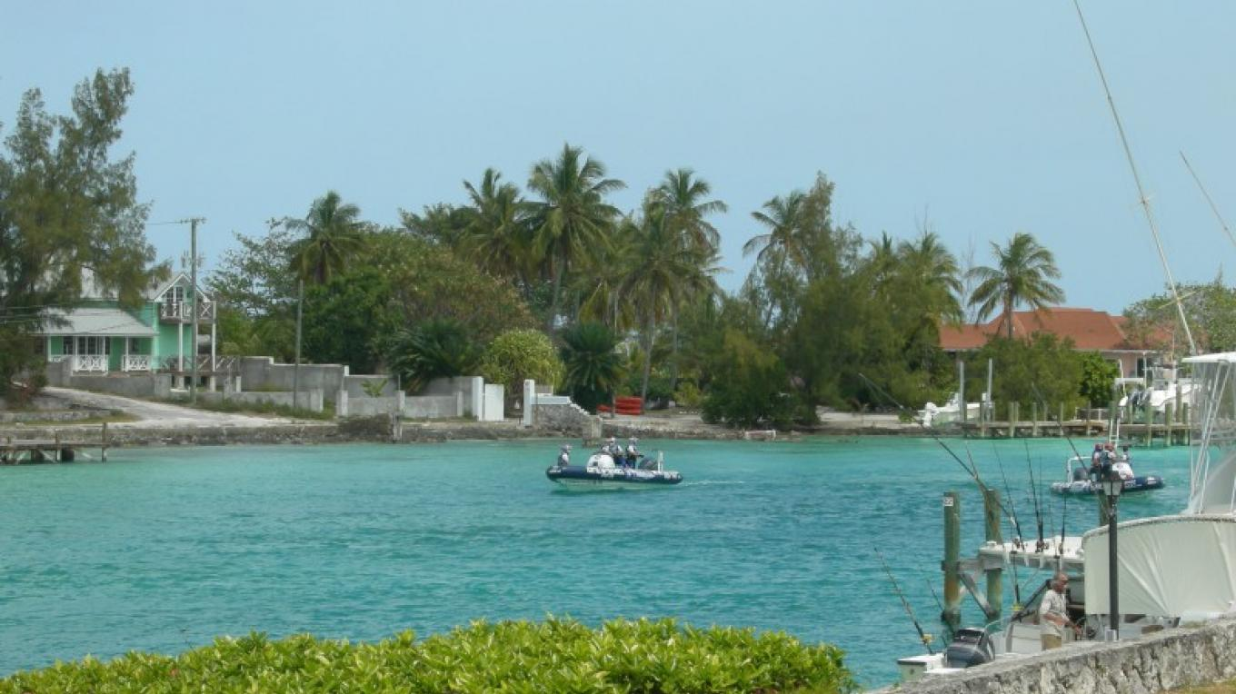 Photo of Fresh Creek and Town. – The Bahamas Ministry of Tourisn