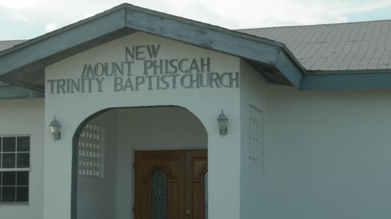 New Mt. Pisgah Trinity Baptist Church – Ministry of Tourism Andros