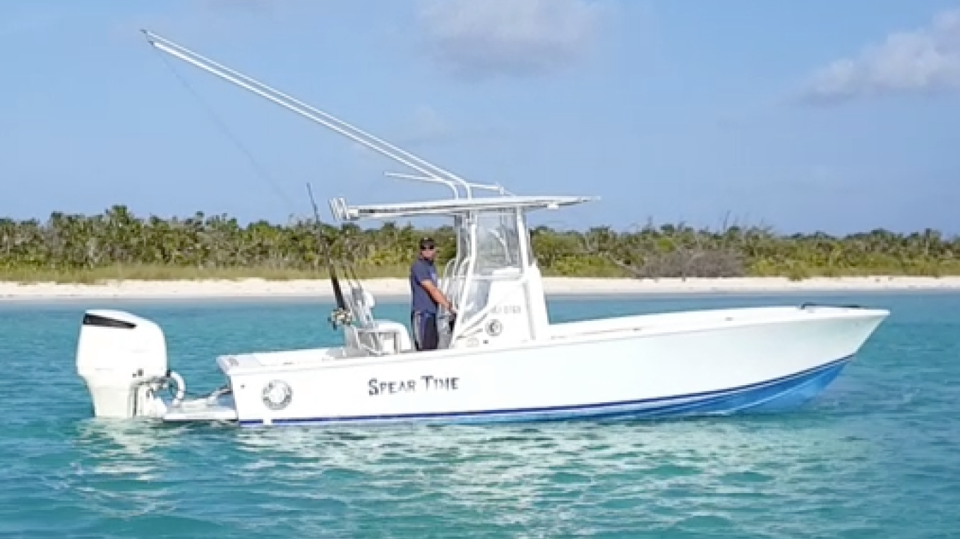 No time like'Spear Time'. – Reel Addictive Charters & Clients