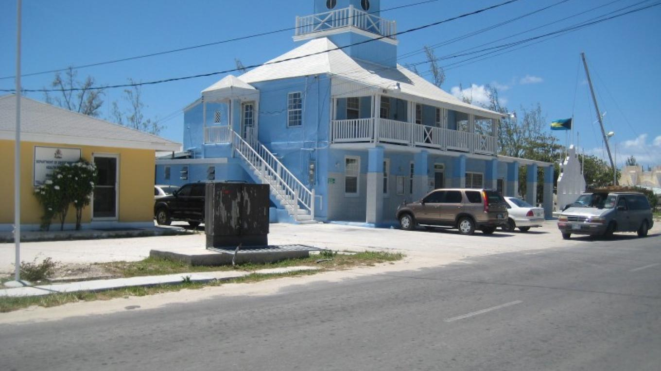 The Government Administration Office Complex in Matthew Town, Inagua – George Harris, Coast FM Radio
